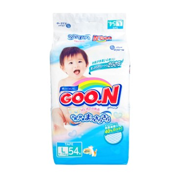GOO.N - Diapers L Size - 54'S