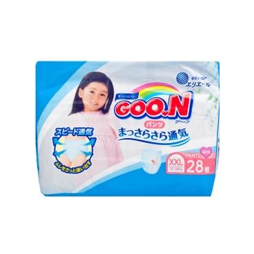 GOO.N大王(香港行貨) - 學習褲(女)(加加大碼) - 28'S