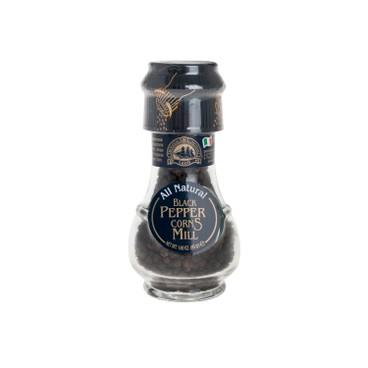 DROGHERIA E ALIMENTARI - BLACK PEPPERCORNS - 45G
