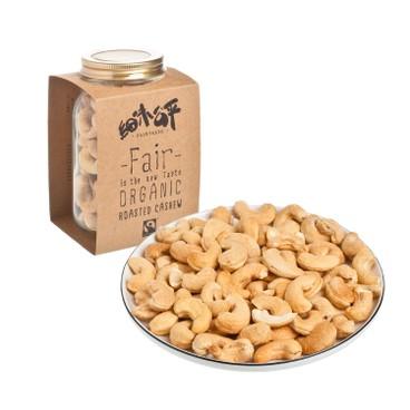 FAIR TASTE - ORGANIC CASHEW NUTS - 200G