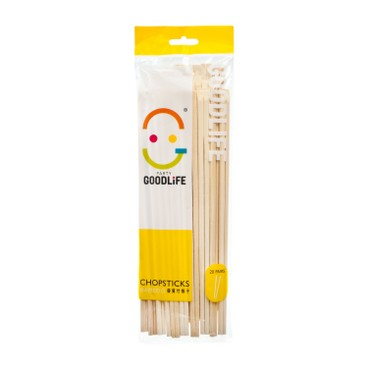 GOODLIFE - Bamboo Chopsticks - 20'S