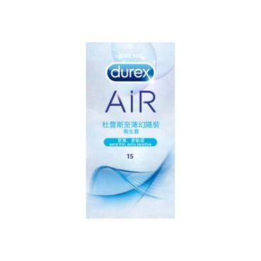 DUREX - Air Condom - 15'S