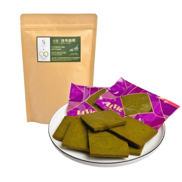 GOOD GOODS - Kyoto Matcha Cookies - 120G