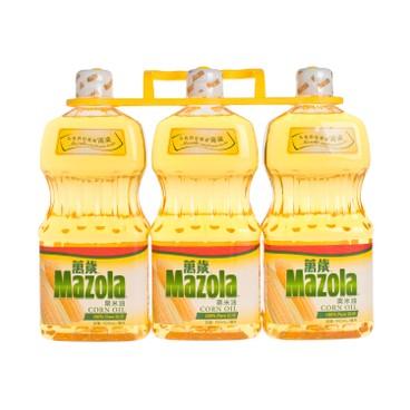 萬歲 - 粟米油 - 900MLX3