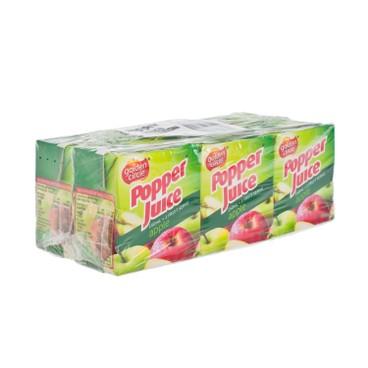POPPER - 蘋果汁(迷你裝) - 150MLX6