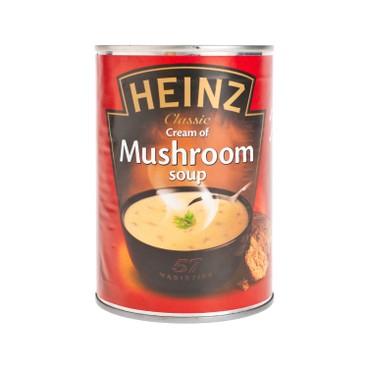 HEINZ - Cream Of Mushroom Soup - 400G