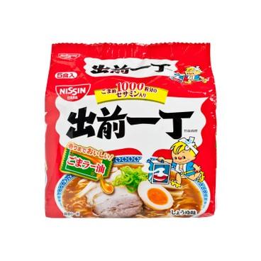 出前一丁 - (日版)即食面-麻油味 - 102GX5