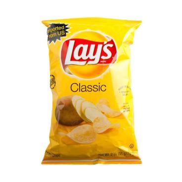 LAY'S - Potato Chips regular Flavored - 77.9G