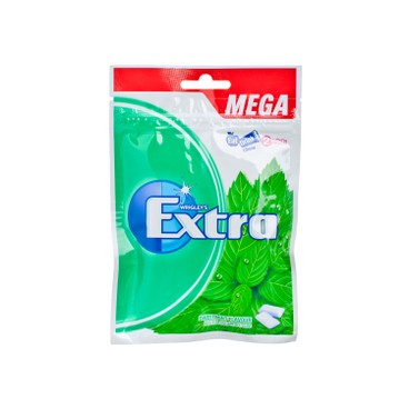 EXTRA - XYLITOL SUGARFREE CHEWING GUM-SWEETMINT(REFILL) - 54'S