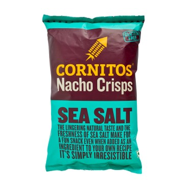 CORNITOS - Nacho Crisps sea Salt - 150G