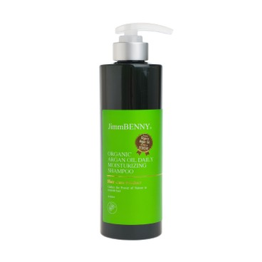 JIMMBENNY BY CHOI FUNG HONG - Organic Argan Oil Daily Moisturizing Shampoo - 500ML