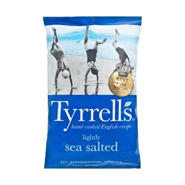 TYRRELLS - 薯片-低鹽 - 150G