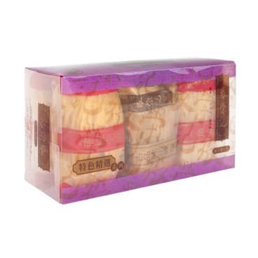 CHEUNG WING KEE - Selected Noodles Box - 60GX6