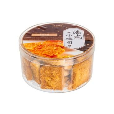 泰萊家族 - 法式香烤吐司-香蒜口味 - 110G