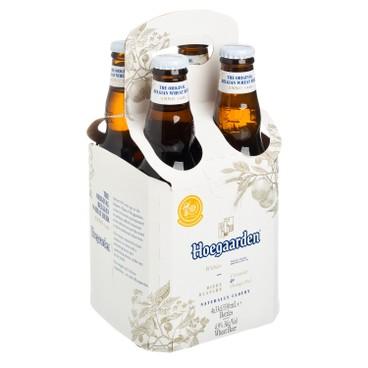 HOEGAARDEN - Wheat Beer Bottle - 330MLX4