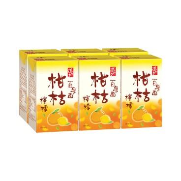 道地 - 柑桔檸檬 - 250MLX6