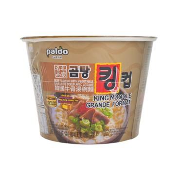 八道 - 大碗麵-牛骨湯味 - 105G