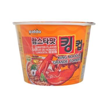 八道 - 大碗麵-龍蝦湯味 - 110G