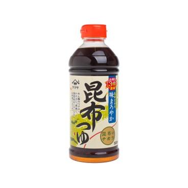 YAMASA - KONBU TSUYU SAUCE - 500ML