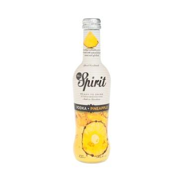 MG SPIRIT - SPIRIT COCKTAILS-PINEAPPLE - 275ML