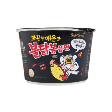 SAMYANG - Big Bowl Noodle hot Chicken Stir Ramen - 105G