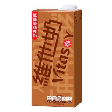 VITASOY 維他奶 - 低糖麥精豆奶 - 1L