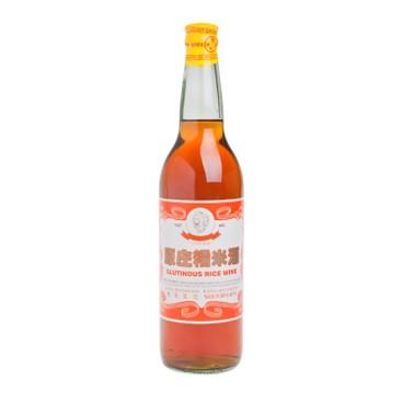 悅和醬園 - 原庒糯米酒 - 630ML