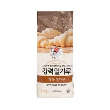 白雪牌 - 高筋小麥粉-麵包麵粉 - 1KG
