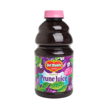 DEL MONTE - Prune Juice with Calcium Folic Acid - 32OZ