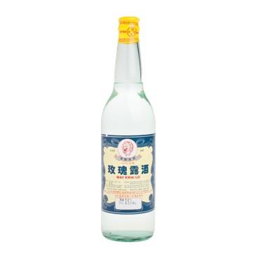 悅和醬園 - 玫瑰露酒 - 630ML