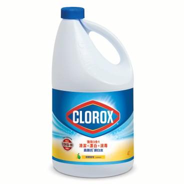 CLOROX - Bleach lemon - 4L