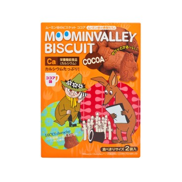HOKKA - Moomin Biscuit coco Box - 90G