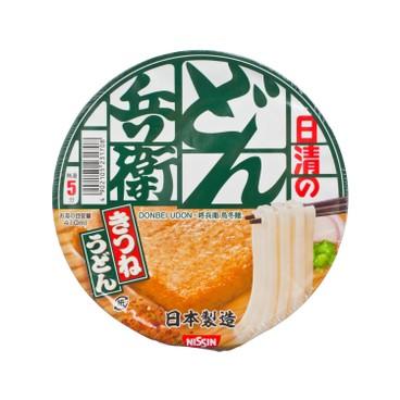 NISSIN - Bowl Udon yuba - 95G