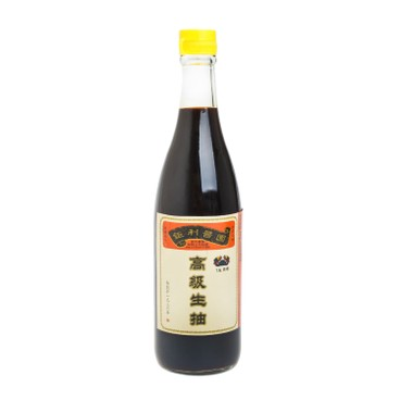 KUI LEE SAUCE - Premium Light Soy Sauce - 500ML