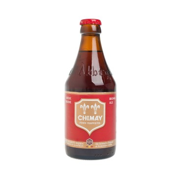 CHIMAY - 啤酒-修道院(紅) - 330ML