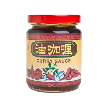 綿香 - 油咖喱 - 230G