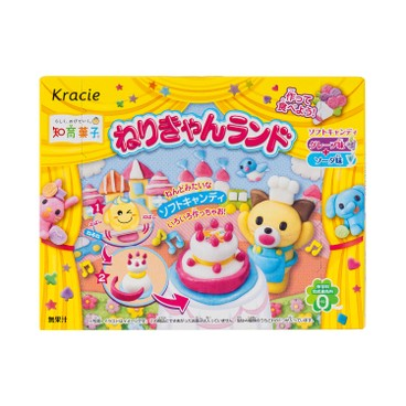 KRACIE - 知育菓子diy菓子 糕點小達人 - 42G