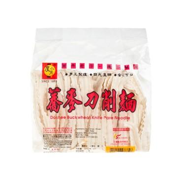 DU HSIAO YUEH - Buckwheat Knife Pare Noodle - 300G