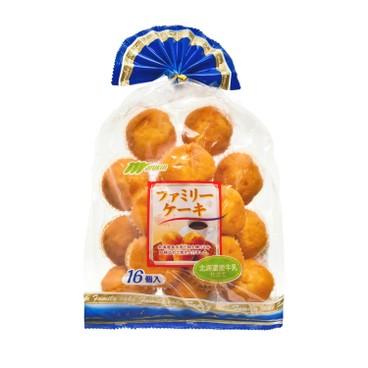 MARUKIN 丸金 - 蛋糕仔-北海道牛乳 (袋裝) - 288G