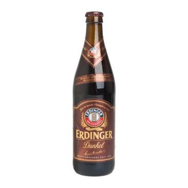 ERDINGER艾丁格 - 小麥黑啤酒 (大樽裝) - 500ML