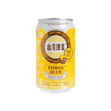 TAIWAN BEER - Fruit Beer honey - 330ML