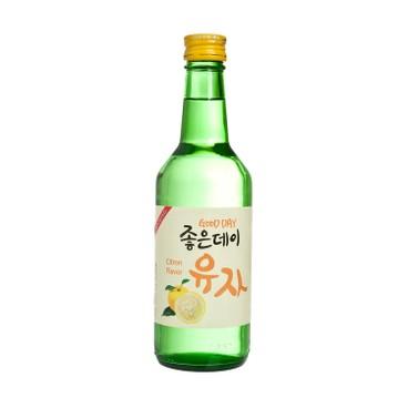 舞鶴 - 燒酒-柚子味 - 360ML