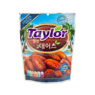 TAYLOR - Conventional Dates - 190G