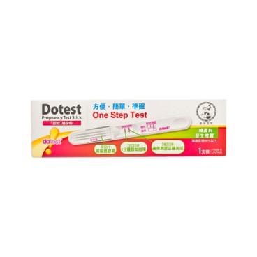 MENTHOLATUM - Dotest Pregnancy Test Stick - PC