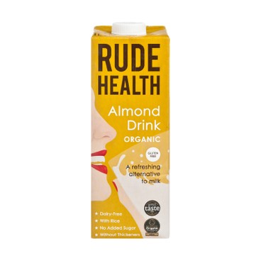 RUDE HEALTH (PARALLEL IMPORT) - Organic Almond Drink - 1L