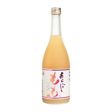 UMENOYADO - Argoshi Momo Shu - 720ML