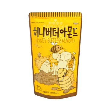 TOM'S FARM - 杏仁-蜂蜜牛油 - 210G