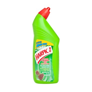 HARPIC - Active Cleaning Gel mountain Pine - 750ML