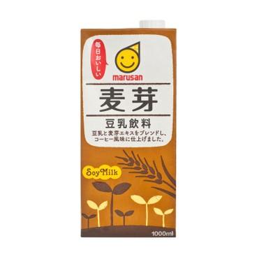 丸山 - 麥芽豆乳 - 1L