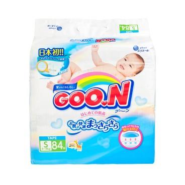 GOO.N大王(香港行貨) - 紙尿片(細碼) - 84'S